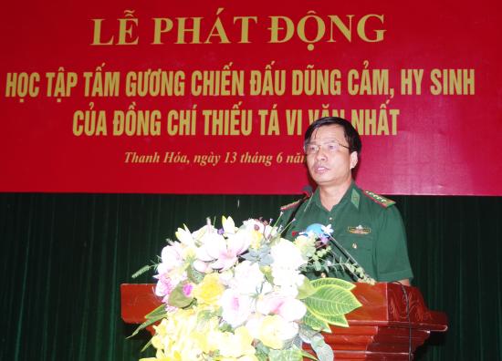 dai-ta-nguyen-van-thu-bi-thu-dang-uy-chinh-uy-bdbp-thanh-hoa-phat-bieu-tai-le-phat-dong