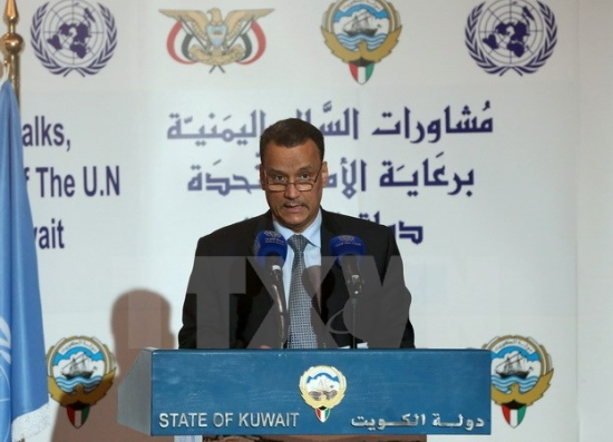 ttxvn-ismail-ould-cheikh-ahmed