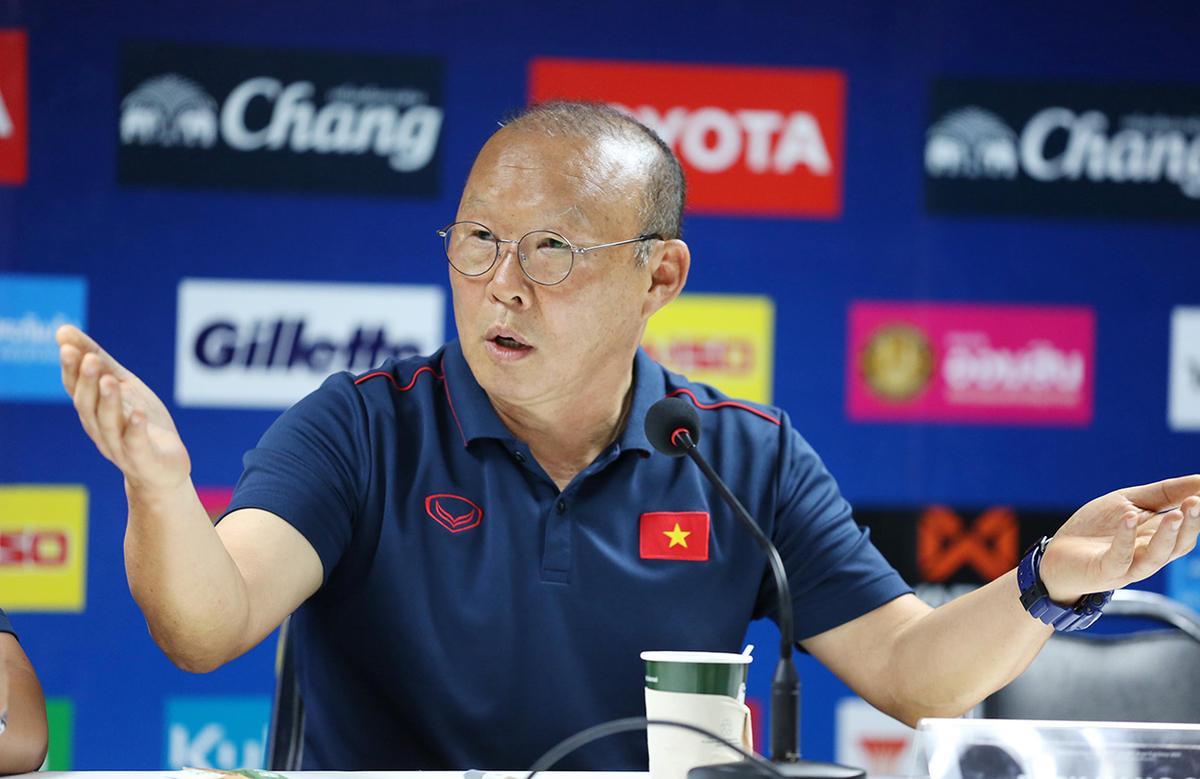 HLV Park và 2 năm đưa bóng đá Việt Nam lên bản đồ châu lục