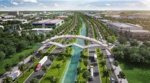 KCN Trần Anh Tân Phú – Ngôi sao sáng trên thị trường BĐS Công Nghiệp
