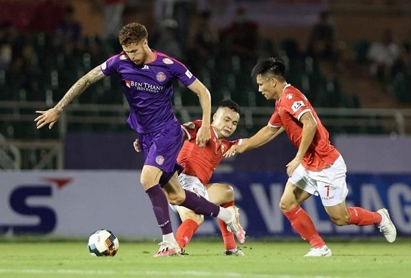 Viettel nhấn chìm Hoàng Anh Gia Lai, Sài Gòn FC tiếp tục dẫn đầu cuộc đua vô địch