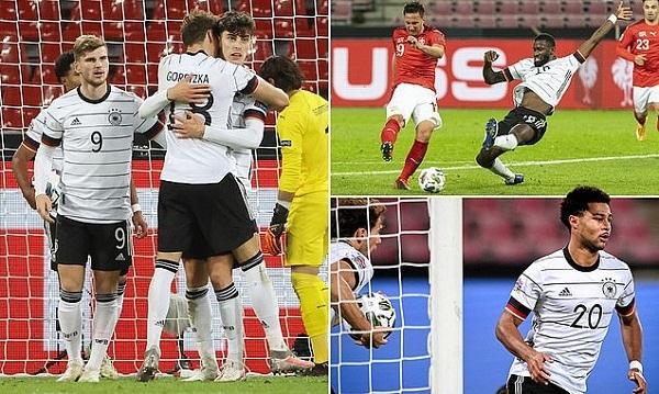 Tuyển Đức nhọc nhằn giành 1 điểm, Tây Ban Nha thua sốc