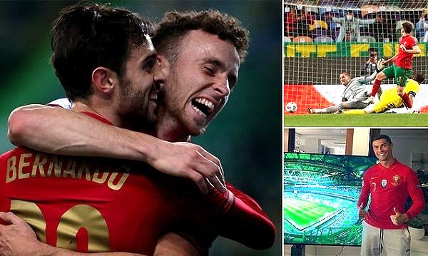 Pháp và Bồ Đào Nha nối dài chuỗi trận bất bại