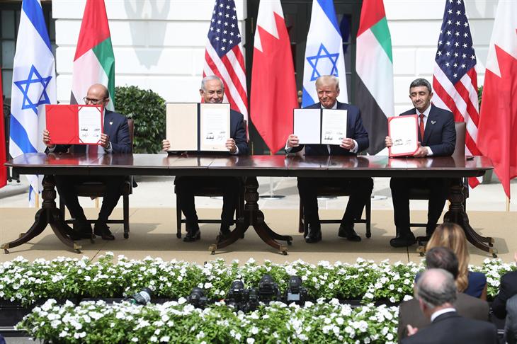 Israel - UAE: Bình minh của một Trung Đông mới