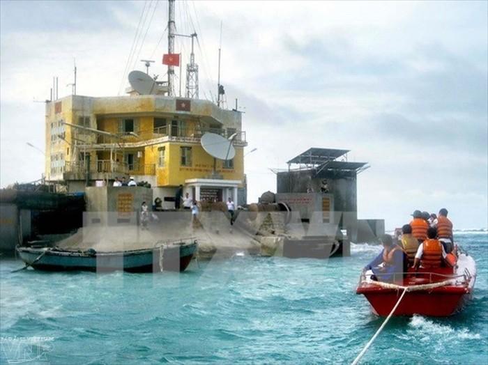 Thúc đẩy Bộ Quy tắc ứng xử trên Biển Đông
