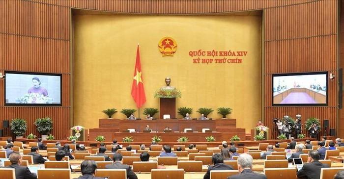 Ngày 20-10 khai mạc Kỳ họp thứ 10, Quốc hội Khóa XIV