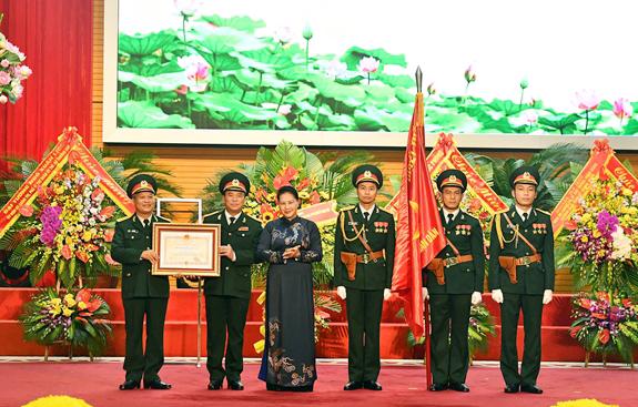 Báo Quân đội nhân dân kỷ niệm 70 năm Ngày truyền thống và đón nhận Huân chương Độc lập hạng Ba