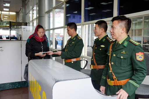 Dự án Luật Biên phòng Việt Nam hoàn thiện cơ sở pháp lý cho hoạt động kiểm soátxuất, nhập cảnh của lực lượng BĐBP