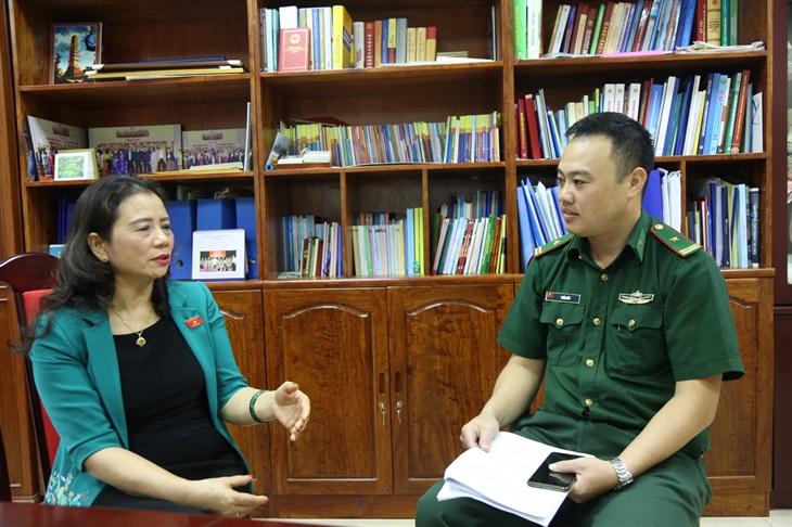 Luật Biên phòng Việt Nam góp phần nâng cao trách nhiệm của cả hệ thống chính trị trong bảo vệ biên giới quốc gia