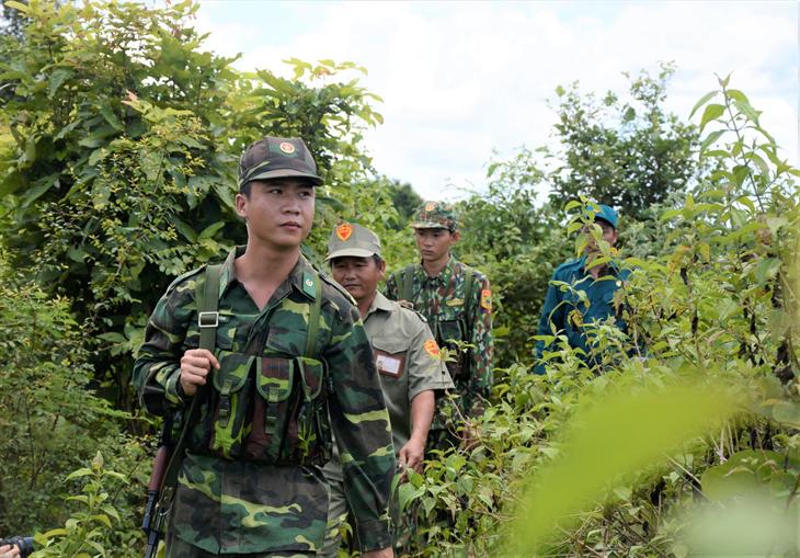 Luật Biên phòng Việt Nam đáp ứng yêu cầu nhiệm vụ quản lý, bảo vệ chủ quyền, an ninh biên giới quốc gia trong tình hình mới