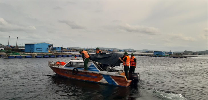 Phú Yên: Công tác ứng phó với bão số 9 phải hoàn thành trước 18 giờ ngày 27-10