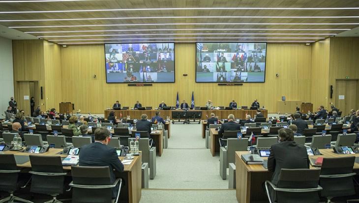 Có nhiều tiến bộtrong nội lực của NATO