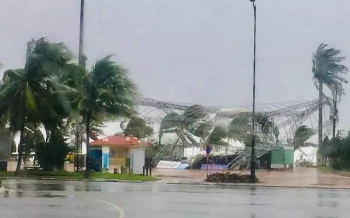 Thiệt hại về người do bão số 9 giảm hẳn so với các cơn bão mạnh