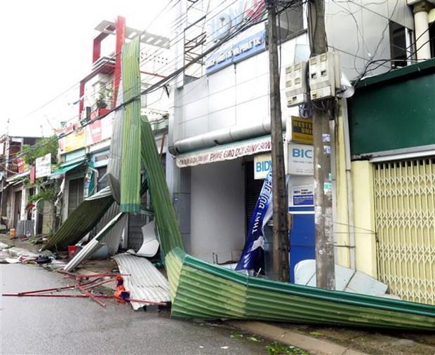 Bộ trưởng Nguyễn Xuân Cường: Cần đề phòng hoàn lưu bão số 9