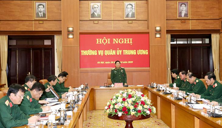 Bộ Quốc phòng tăng cường lực lượng, phương tiện giúp dân khắc phục hậu quả bão số 9