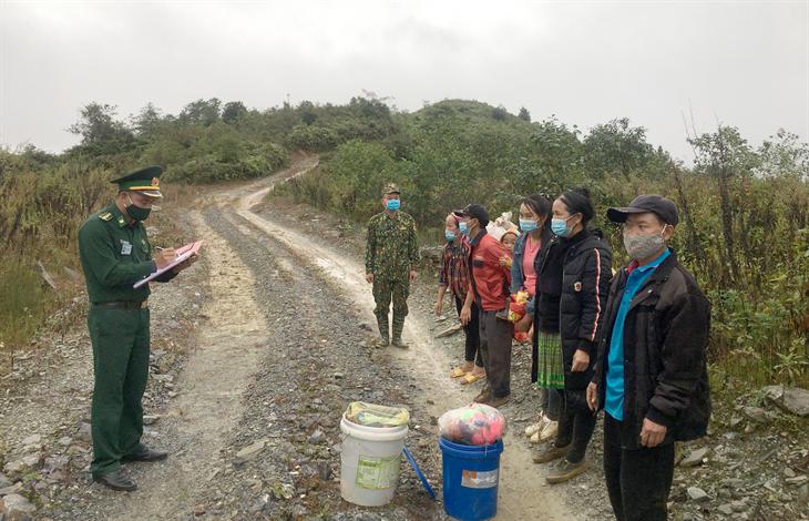 Hà Giang: Phát hiện 76 người nhập cảnh trái phép vào Việt Nam