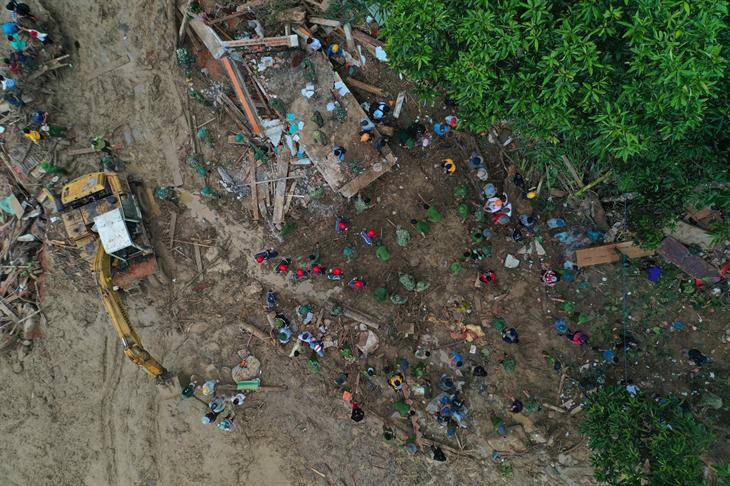 Đã tìm thấy thêm 2 thi thể ở Trà Leng