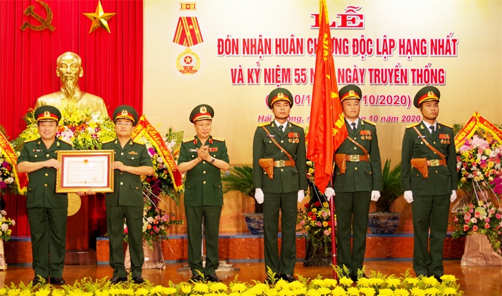 Nhà máy Z173 đón nhận Huân chương Độc lập hạng Nhất và kỷ niệm 55 năm Ngày truyền thống