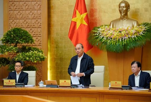 Thủ tướng Nguyễn Xuân Phúc: Tập trung cứu hộ, cứu nạn, tìm kiếm người mất tích
