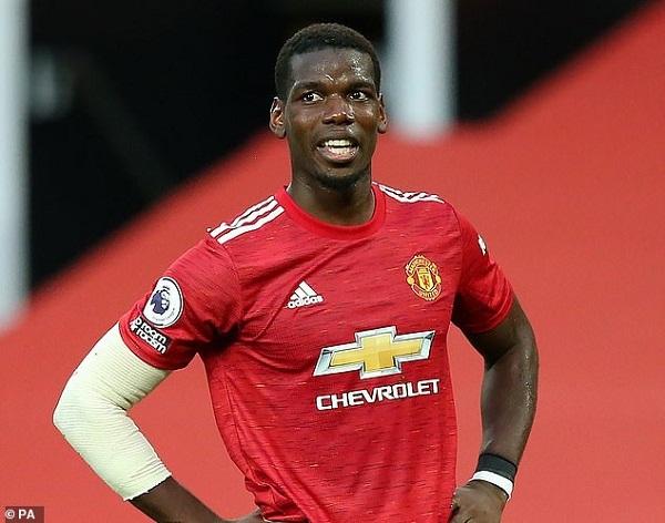 Man United dính virus FIFA và đau đầu với tương lai của Paul Pogba