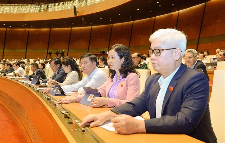 Quốc hội khóa XIV thông qua Luật Biên phòng Việt Nam