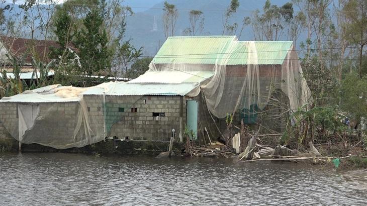 Ứng phó bão Vamco khi vết thương chưa lành