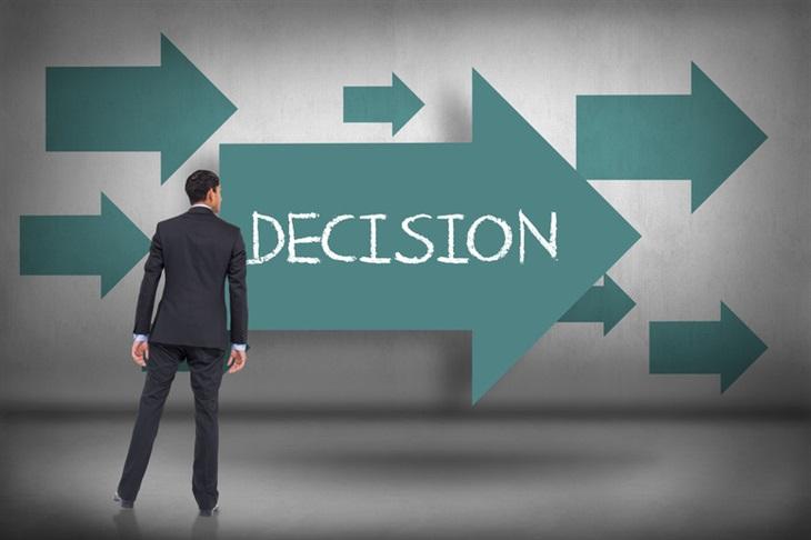 6 điểm cần lưu ý khi buộc phải đưa ra quyết định chớp nhoáng