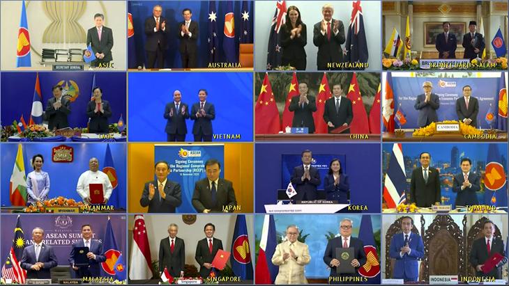 Những kỳ vọng vào RCEP - hiệp địnhthương mại tự do lớn nhất thế giới
