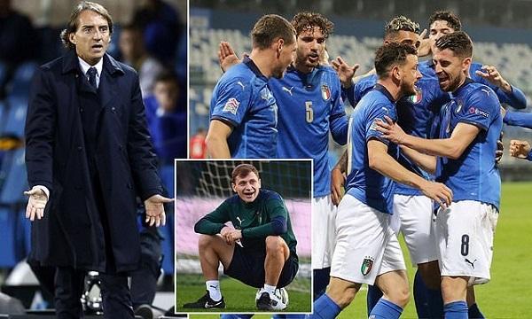 Italia vào bán kết UEFA Nations League, Salah mắc kẹt ở Ai Cập vì Covid