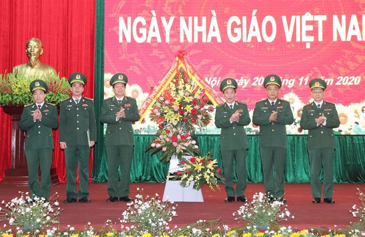 Học viện Biên phòng tổ chức lễ kỷ niệm Ngày Nhà giáo Việt Nam