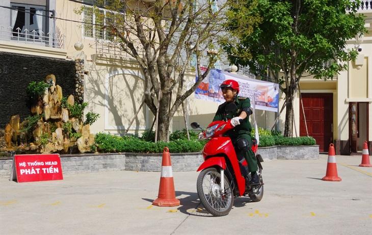 Tập huấn kiến thức an toàn giao thông cho hơn 300 cán bộ, chiến sĩ BĐBP thành phố Hồ Chí Minh