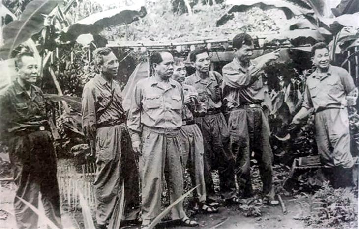 Đóng góp to lớn của đồng chí Lê Đức Anhtrong cuộc kháng chiến chống Mỹ