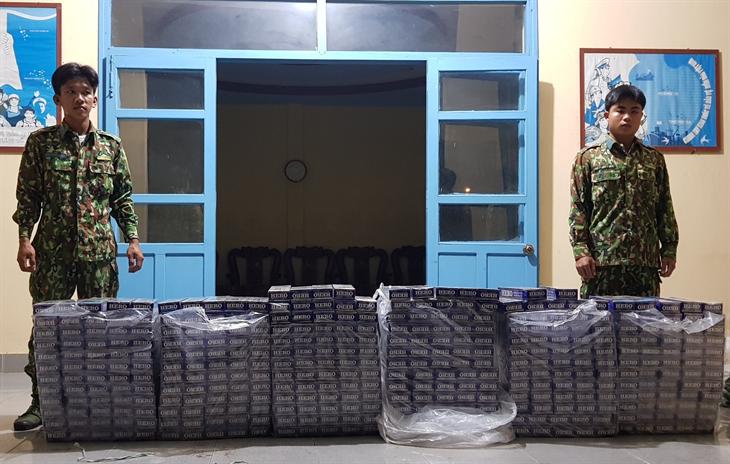 Tội phạm buôn lậu trên tuyến biên giới Kiên Giang ngày càng manh động