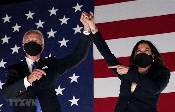 Bầu cử Mỹ 2020: Lãnh đạo các nước gửi lời chúc mừng ông Joe Biden