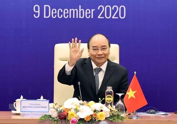 Hội nghị cấp cao hợp tác Campuchia-Lào-Myanmar-Việt Nam lần thứ 10