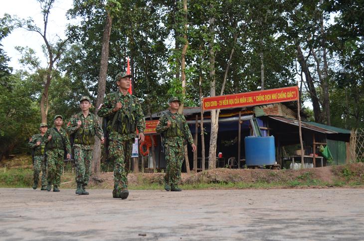 Chính sách của Nhà nướcvề biên phòng trongLuật Biên phòng Việt Nam