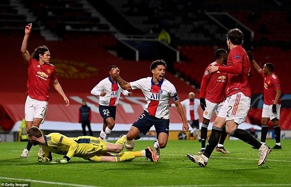 Vòng bảng Champions League: Man United đối mặt nguy cơ bị loại, Giroud lập kỳ tích