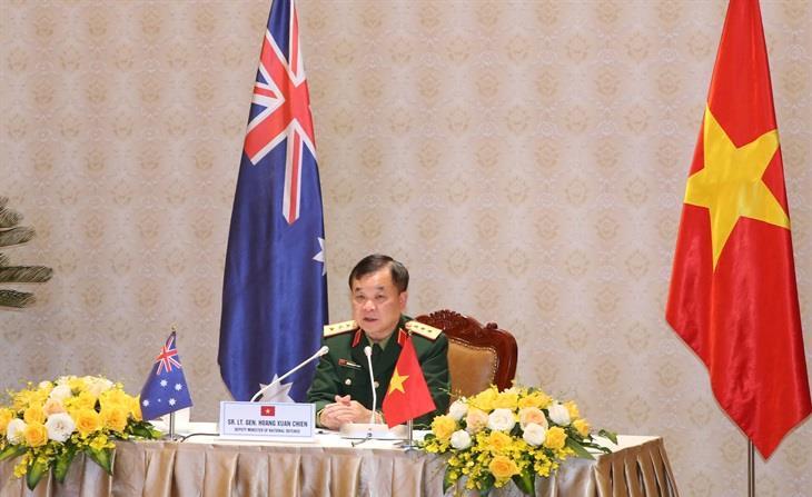 Đối thoại Chính sách Quốc phòng Việt Nam - Australia lần thứ 4