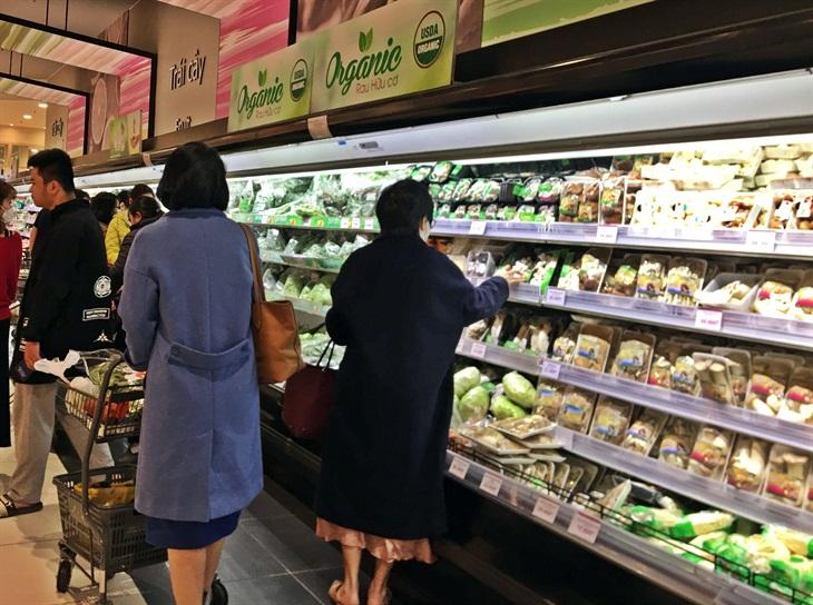 Cơ hội để doanh nghiệp thực phẩm tái cấu trúc