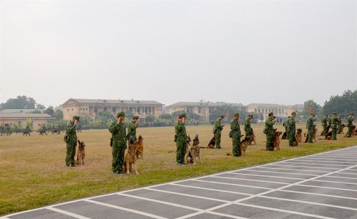 Quyết tâm đạt thành tích caotại Hội thao Quân sự quốc tế 2020