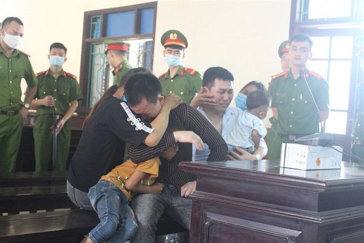 Nhận án tử hình vìvận chuyển số lượng lớnma túy qua biên giới