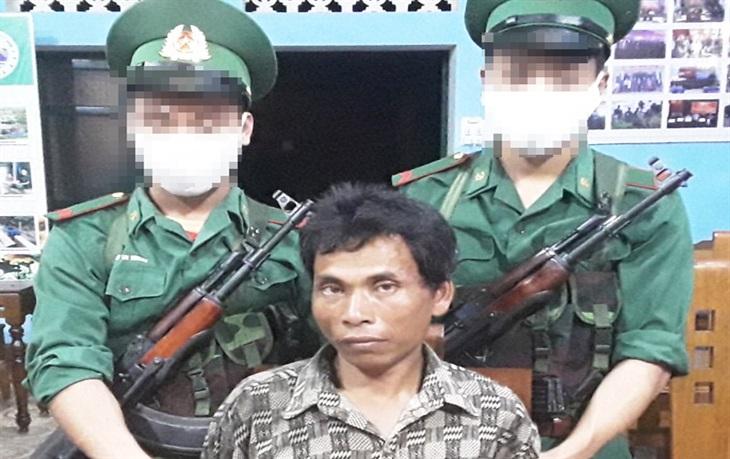Triệt phá tụ điểm bán lẻ ma túy trên biên giới Quảng Trị