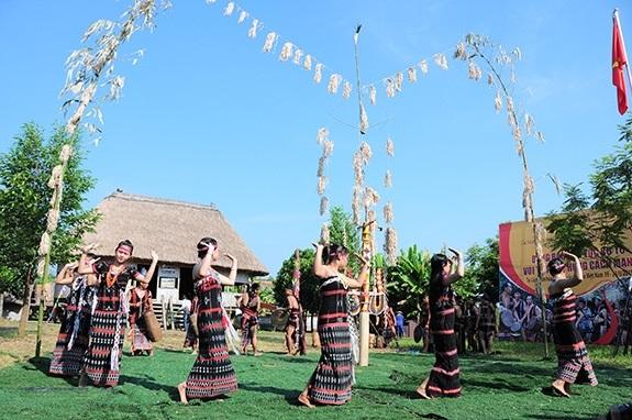 Ngày hội gia đình tại Làng Văn hóa - Du lịch các dân tộc Việt Nam