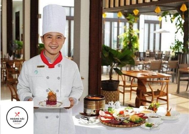 Sứ mệnh Hoàng Hải Group chia sẻ ẩm thực hàng đầu Việt Nam