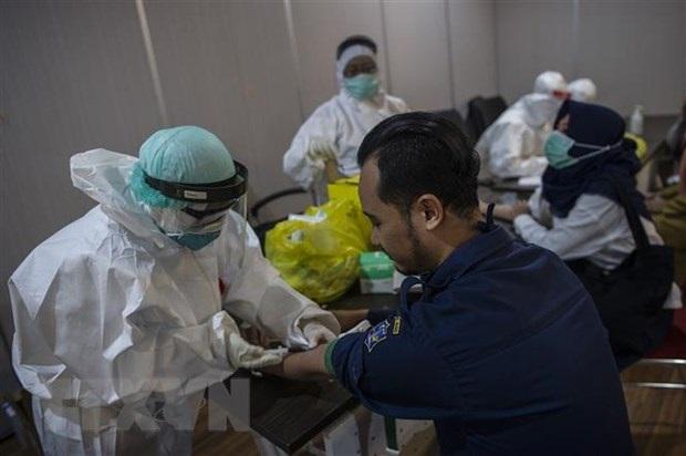 Một số nước châu Á và Trung Đông tăng số ca nhiễm mới COVID-19