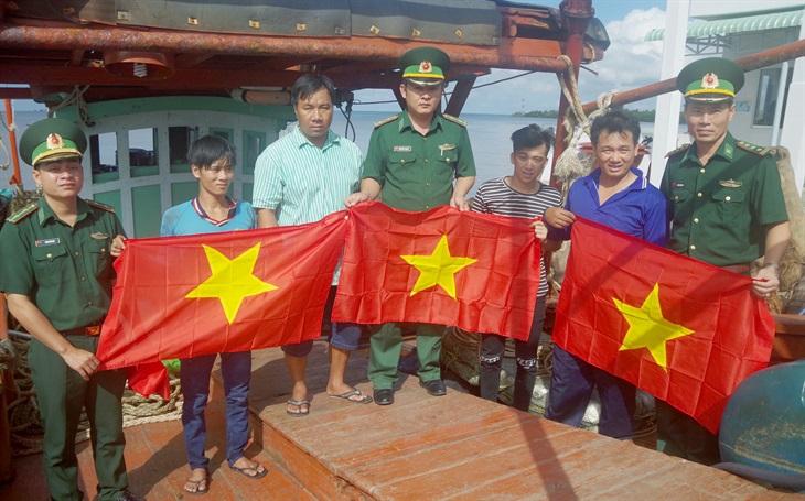 Luật Biên phòng Việt Namra đời là kim chỉ nam xây dựng lũy thép biên cương