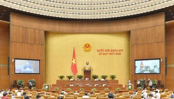 Quốc hội bắt đầu họp đợt 2 theo hình thức tập trung vào ngày 8-6