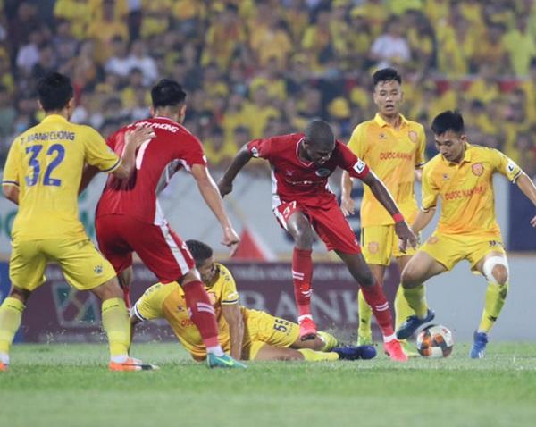 Viettel thắng Nam Định, đội bóng phố Núi quyết gây bất ngờ trên sân Hàng Đẫy