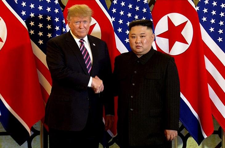 Hạ màn ngoại giao?