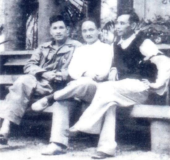 Vị Tư lệnh kiêm Chính ủyCông an nhân dân vũ trang đầu tiên